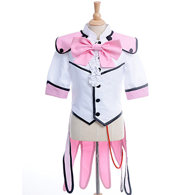 Costumi Cute High Earth Defense Club Love! Ryuu Zaou Cosplay