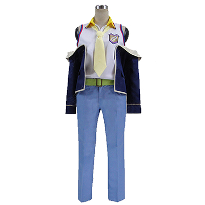 Dance with Devils Mage Nanashiro Whole Male Set Cosplay Puku Asut