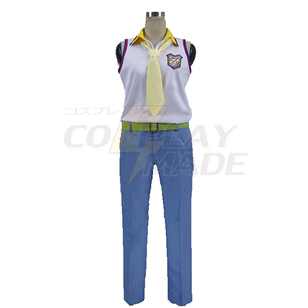 Disfraces Dance with Devils Mage Nanashiro Whole Male Set Cosplay