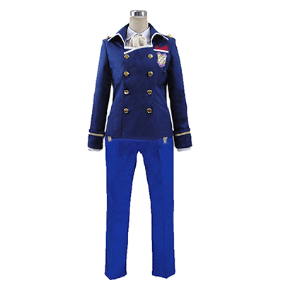 Costumi Dance with Devils Rem Kaginuki Blu Halloween Suit Cosplay