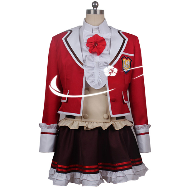 Dance with Devils Tachibana Ritsuka Cosplay Costume Stage Performence Clothes