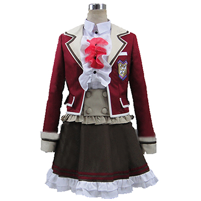 Costume Dance with Devils Tachibana Ritsuka Cosplay Déguisement with Socks Toute taille