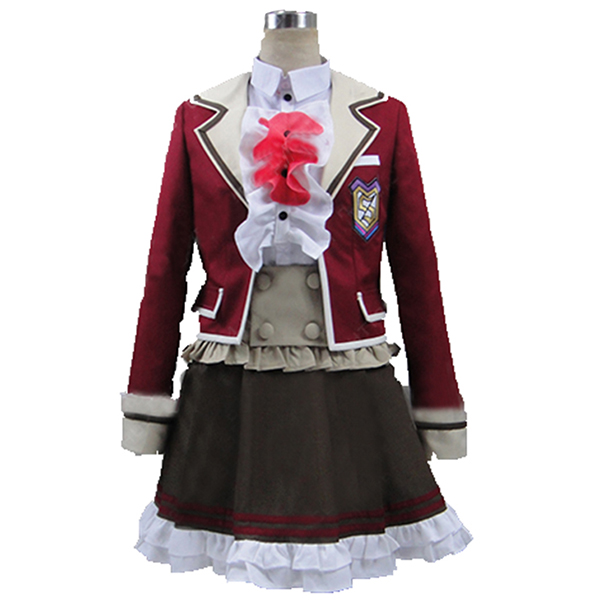 Dance with Devils Tachibana Ritsuka Cosplay Costume with Socks Custom Any Size