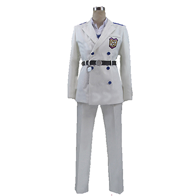 Fantasias de Dance with Devils Urie Sogami Uniforme Ternos Set Cosplay