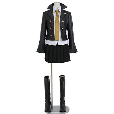 Danganronpa Dangan Ronpa Kirigiri Kyoko Uniform Faschingskostüme Cosplay Kostüme