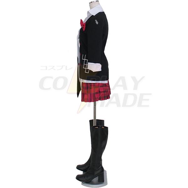 Danganronpa Dangan Ronpa Enoshima Junko Cosplay Costume