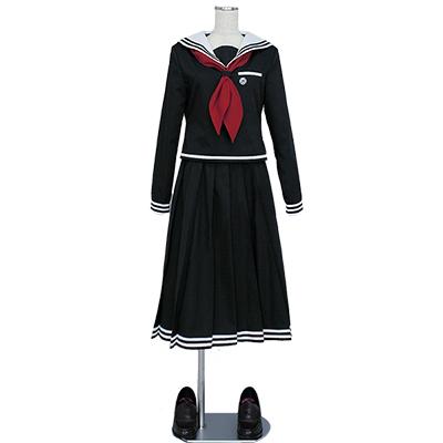 Costumi Danganronpa Dangan Ronpa Fukawa Touko Cosplay Abiti