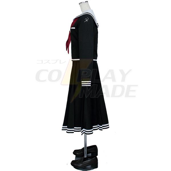 Disfraces Danganronpa Dangan Ronpa Fukawa Touko Cosplay