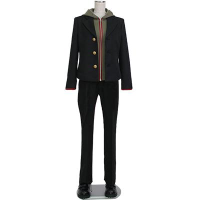 Danganronpa Dangan Ronpa Makoto Naegi Cosplay Costume Uniform