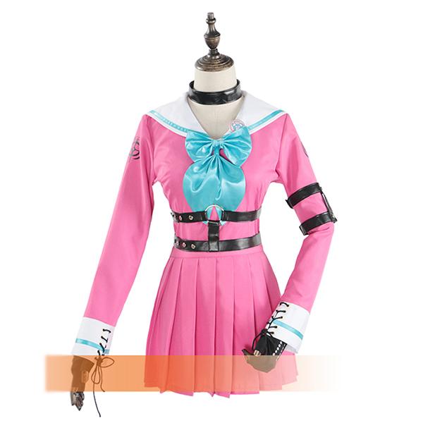 Danganronpa 3 Miu Iruma Cosplay Costume Cosplay Coat