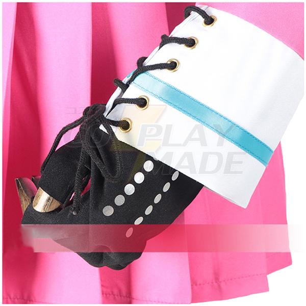 Disfraces Danganronpa 3 Miu Iruma Cosplay Cosplay Capa