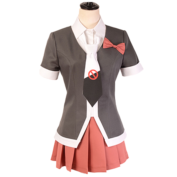 Costumi Danganronpa 3 The End of Hope\'s Peak Academy Side Future Monaka Cosplay