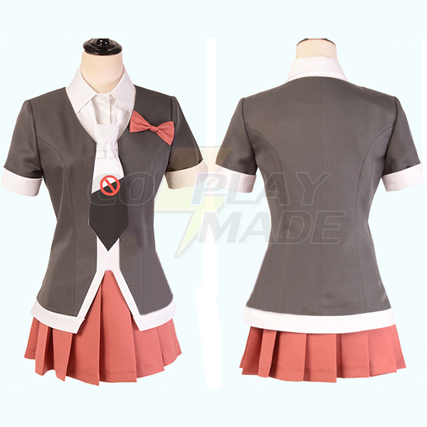 Disfraces Danganronpa 3 The End of Hope\'s Peak Academy Side Future Monaka Cosplay