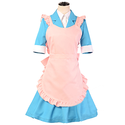 Costumi Danganronpa 3 The End of Hope's Peak Academy Side Future Yukizome Chisa Cosplay