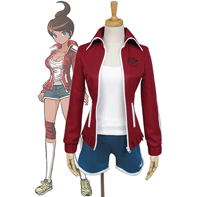 Danganronpa Aoi Asahina Cosplay Costume For Women Girls
