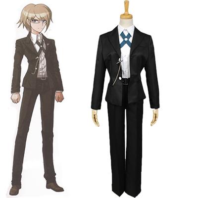 Danganronpa Byakuya Togami Cosplay Kostuum Voor volwassenen