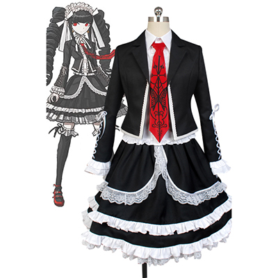 Danganronpa Celestia Ludenberg Cosplay Costume For Women Girls