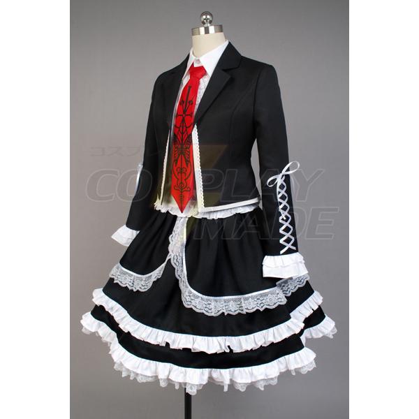Danganronpa Celestia Ludenberg Cosplay Costume For Women Girls