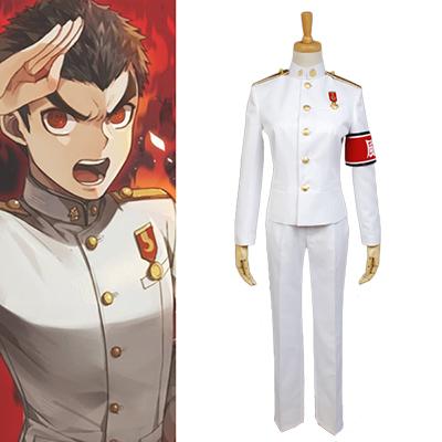 Danganronpa Kiyotaka Ishimaru Cosplay Costume