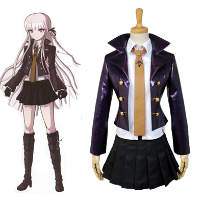 Danganronpa Kyoko Kirigiri Cosplay Costume For Women Girls