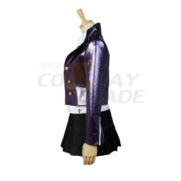 Costumi Danganronpa Kyoko Kirigiri Cosplay Donna Ragazze