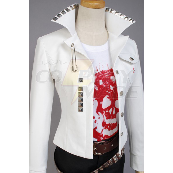 Danganronpa Leon Kuwata Cosplay Costume For Men