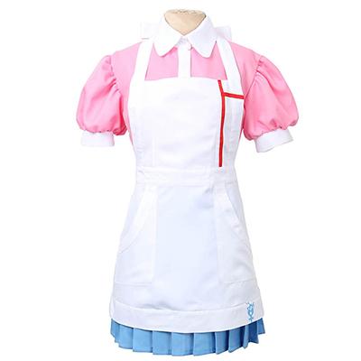 Costumi Danganronpa Mikan Tsumiki Cosplay Cappotto