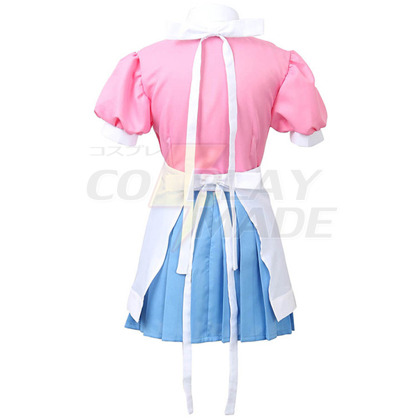 Disfraces Danganronpa Mikan Tsumiki Cosplay Cosplay Capa