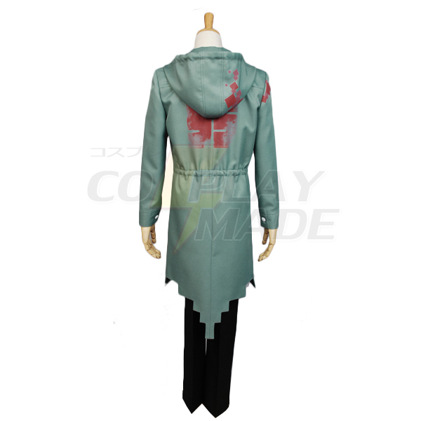 Disfraces Danganronpa Nagito Komaeda Cosplay Whole Set