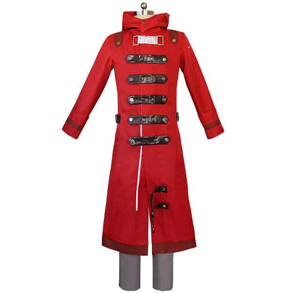 Danganronpa Sohnosuke Izayoi Cosplay Costume Suits Perfect Custom