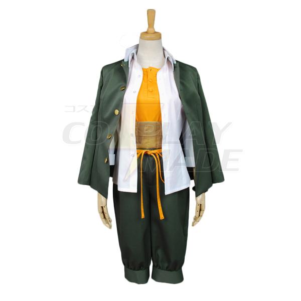 Costumi Danganronpa Yasuhiro Hagakure Cosplay