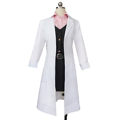 Danganronpa Yukizome Chisa Cosplay Costume Stage Clothes
