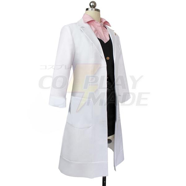 Danganronpa Yukizome Chisa Cosplay Costume Stage Clothes