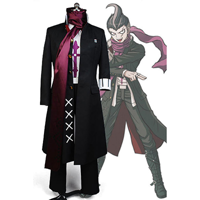 Disfraces Super Danganronpa 2 Gundam Tanaka Cosplay
