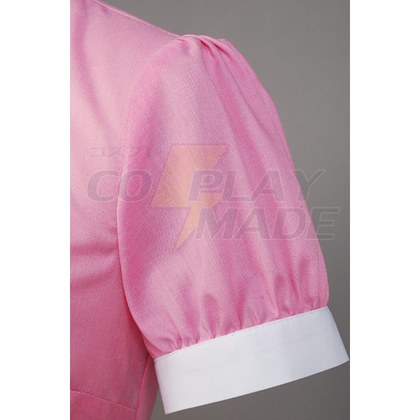 Super Danganronpa 2 Mikan Tsumiki Cosplay Costume For Women Girls
