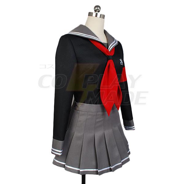 Costumi Super DanganRonpa 2 Peko Pekoyama Cosplay