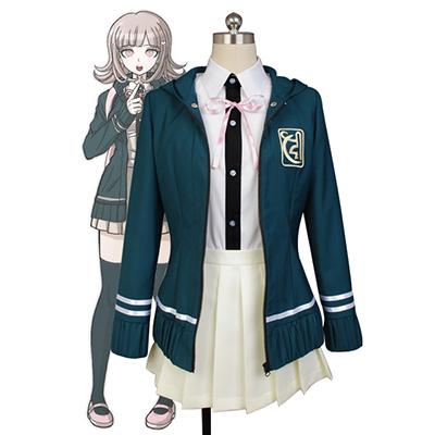 Disfraces Super Danganronpa Chiaki Nanami Cosplay Uniforme Cosplay