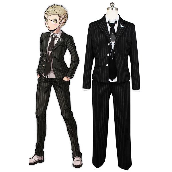 Disfraces Super Danganronpa Fuyuhiko Kuzuryu Cosplay Hombres Chicos