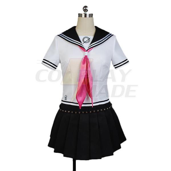Super Danganronpa Ibuki Mioda Cosplay Costume For Women Girls