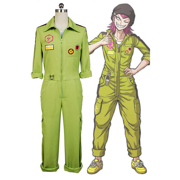 Disfraces Super Danganronpa Kazuichi Souda Cosplay