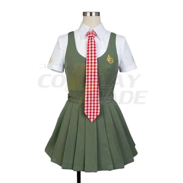 Super Danganronpa Mahiru Koizumi Cosplay Costume For Women Girls