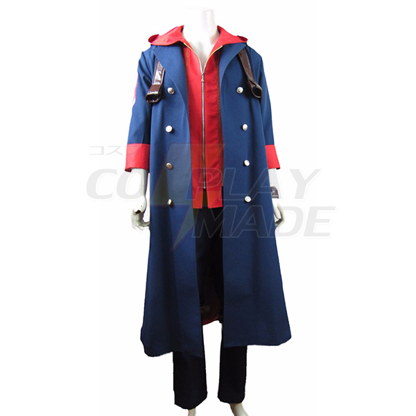 Costumi Devil May Cry 4 Nero Cosplay Carnevale Carnevale