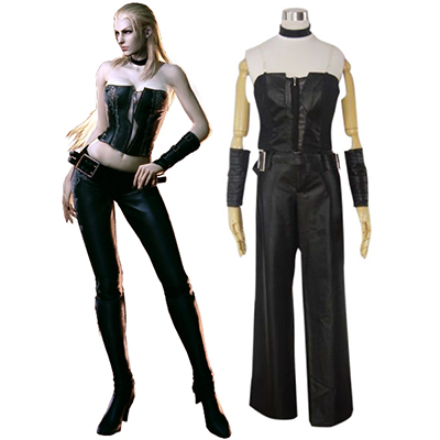 Devil May Cry 1 Trish Cosplay Costume