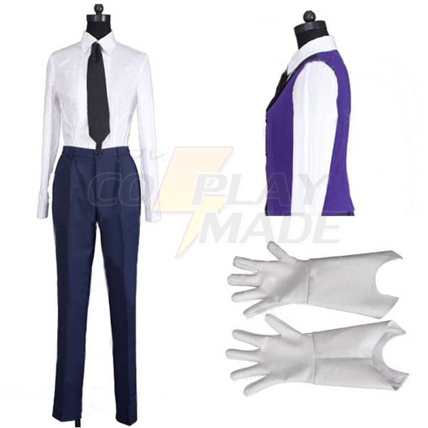 Devils and Realist Kevin Cecil Cosplay Costume Stage Performence Clothes