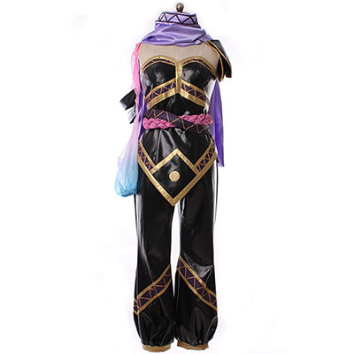 Costumi Dota 2 Lanaya the Templar Assassin Cosplay Carnevale