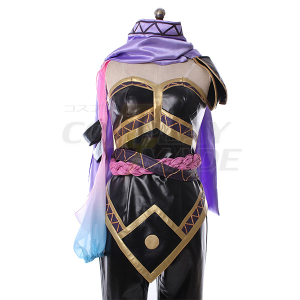 Disfraces Dota 2 Lanaya the Templar Assassin Cosplay Carnaval