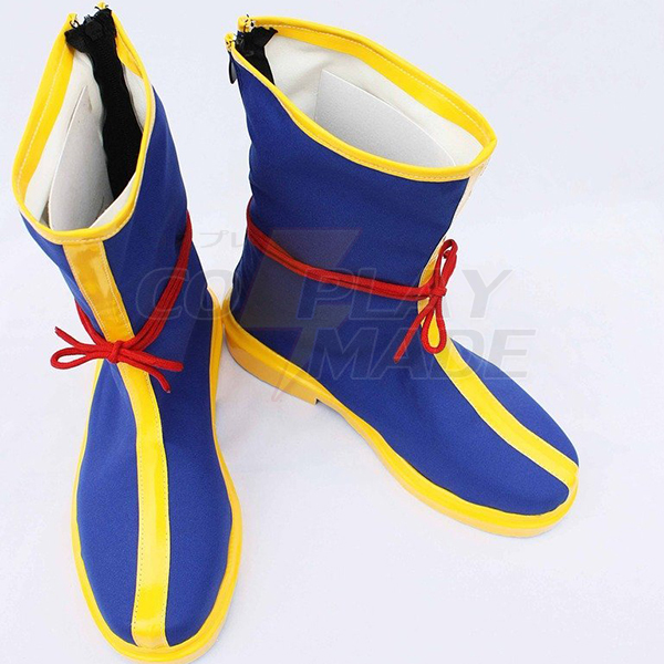 Dragon Ball Monkey King Son GoKu Kakarot Cosplay Stivali Carnevale Scarpe