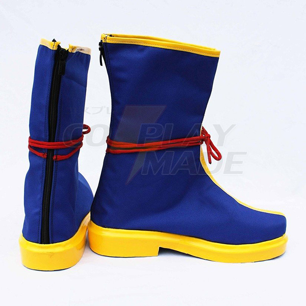 Dragon Ball Monkey King Son GoKu Kakarot Cosplay Boots Custom Made Shoes