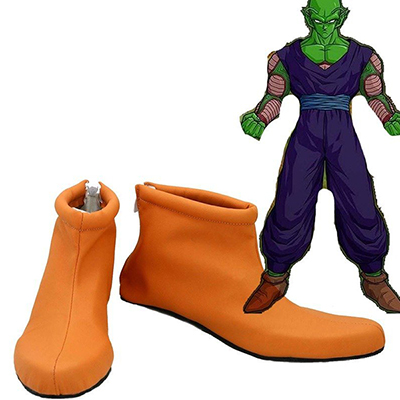 Dragon Ball Anime Piccolo Cosplay Boots Custom Made Shoes