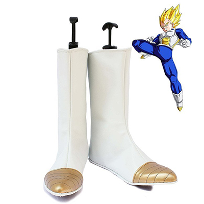 Dragon Ball Anime Vegeta Cosplay Boots Custom Made Shoes
